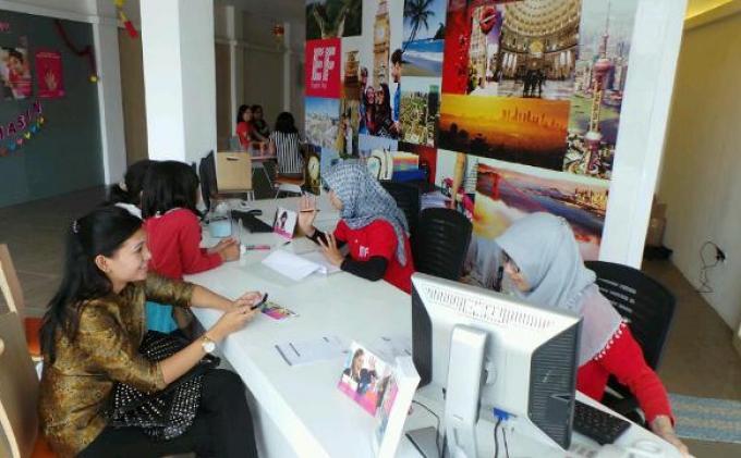 EF Adults Kursus Bahasa Inggris Profesional, Pembelajaran Fleksibel Dengan Kelas Online