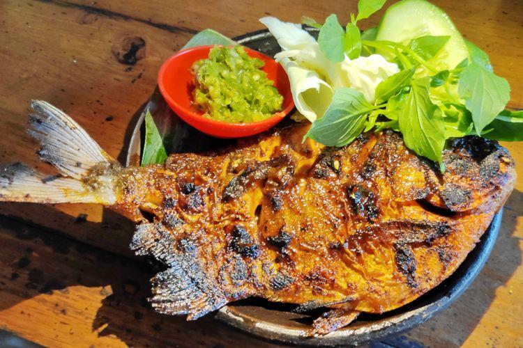 Resep ikan bakar kecap Sederhana